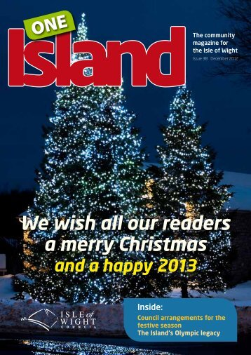 Download December 2012 Edition - Isle of Wight Council