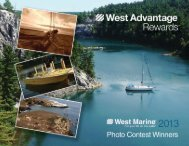 2013 Calendar - West Marine