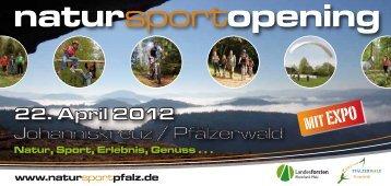natursportopening - Pfalz