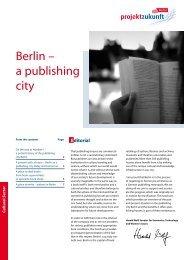 Berlin - Verband der Verlage und Buchhandlungen Berlin ...