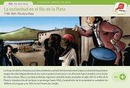 La esclavitud en el Río de la Plata - Manosanta