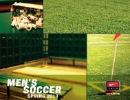 MEN'S SOCCER - Nike Team Sports
