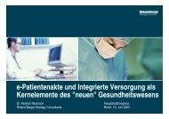 Gesundheitswesens - Roland Berger
