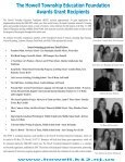Howell Highlights - Howell Township Public Schools - Page 3