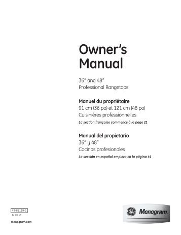 Owner's Manual - Datatail