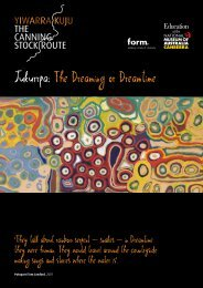 The Dreaming or Dreamtime - National Museum of Australia
