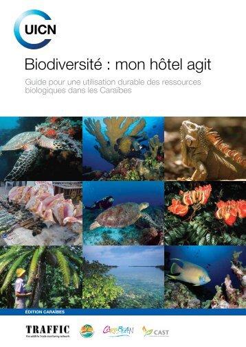 Biodiversité : mon hôtel agit - Caribbean Tourism Organization