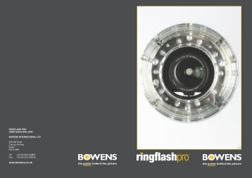 Ringflash Pro - bowens