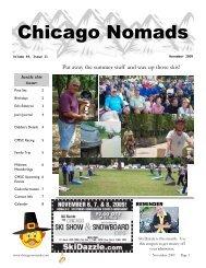Volume 49, Issue 11 November 2009 - Chicago Nomads Ski Club