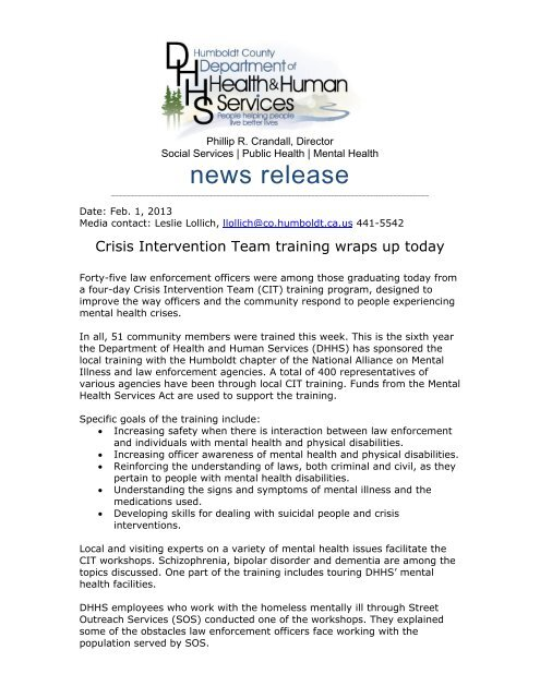 what is crisis intervention in social work
