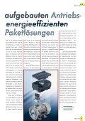 Mit motoraufgebauten Antriebsreglern zu energieeffizienten ... - Kostal - Seite 2