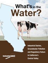 Downloaded - Food & Water Watch