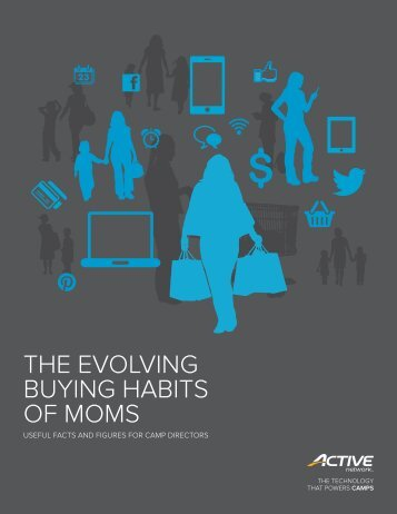 The evolving Buying haBiTs of MoMs - American Camp Association