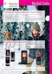 Mobil Info 2008. február - T-Mobile