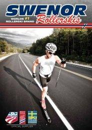 Swenor Fall 2010 Catalog