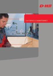 D+H SERVICE & MAINTENANCE - D+H Mechatronic