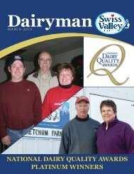 March 2010 - Swiss Valley Farms