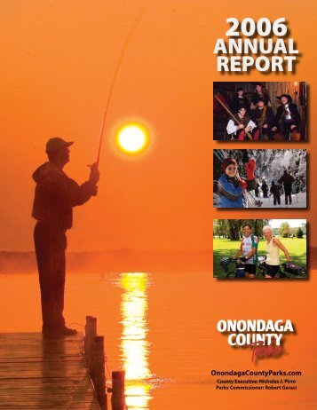 ANNUAL REPORT - Onondaga County Parks