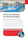 Wasseraufbereitung Schwimmbadtechnik - Water Treatment by ... - Seite 4