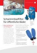 Wasseraufbereitung Schwimmbadtechnik - Water Treatment by ... - Seite 7