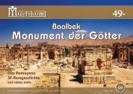 Baalbek - Monument der Götter