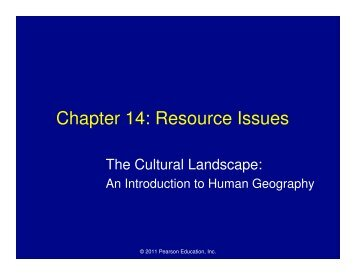 Chapter 14: Resource Issues - Mona Shores Blogs