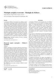 Meningite asséptica recorrente-Meningite de Mollaret