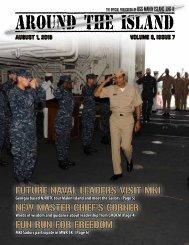 130601 Around the Island - US Navy