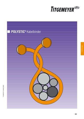 POLYSTIC® Kabelbinder