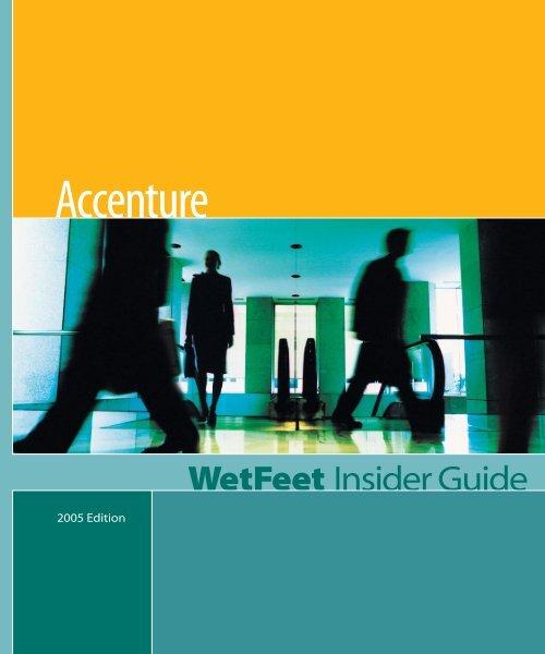 Accenture An Insider Guide Gymkhana