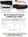 Offre permanente : Couteau Laguiole Logo ONCFS - Page 2