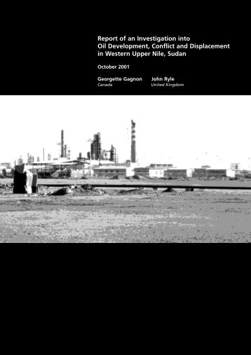 oil Investigation