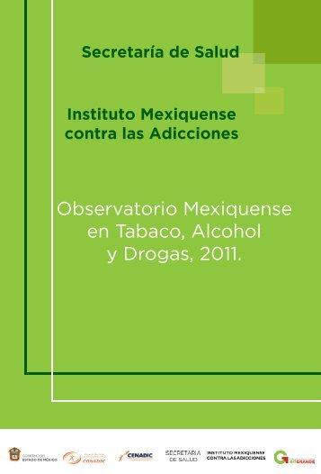 Observatorio Mexiquense - Secretaría de Salud - Gobierno del ...