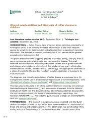 Celiac Uptodate Reprint.pdf - AInotes