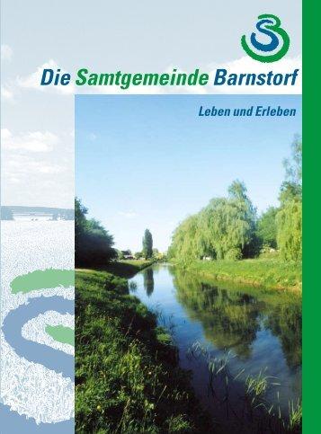 Imagebroschüre - Samtgemeinde Barnstorf
