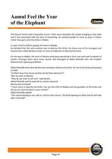 Prophet Muhammad - Hujjat Workshop