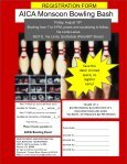 AICA Monsoon Bowling Bash - Page 2