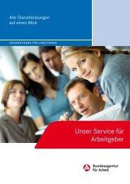 Unser Service für Arbeitgeber - Weiterbildungsberatung in NRW