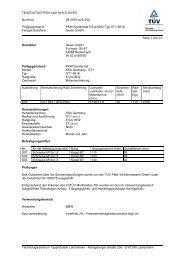 TEILEGUTACHTEN nach §19(3) StVZO Nummer 09-0075-A25-V02 ...