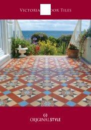 Victorian Floor Tiles - Poldom