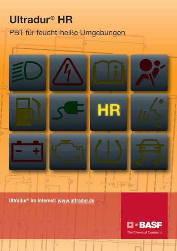 Ultradur HR - Broschüre - BASF Plastics Portal