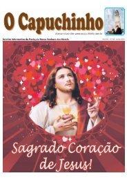 Ano XIV - nº 136 - Junho.2013 - Paróquia Nossa Senhora das Mercês