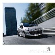GUIA DO UTILIZADOR - Peugeot