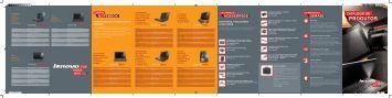 Catalogo de Produtos - Lenovo Partner Network