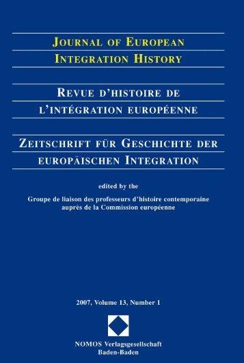 Deutsche Interessenvertretung in Europa - The European Union ...