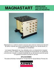 MAGNASTART ARRANCADOR - Iris Power Engineering