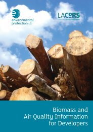 Biomass and Air Quality Information for Developers