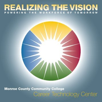 CTC Brochure - Monroe County Community College