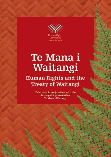 """focusing question 1 treaty of waitangi Our focus our approach 1-6 """"the treaty of waitangi is more than a partnership questions to consider how is the treaty of waitangi a covenant."""
