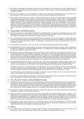 Allgemeinen Reisebedingungen - Thaizeit - Seite 3